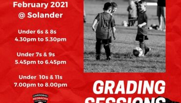 Grading Sessions 2021